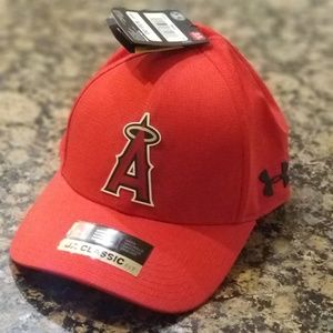 Under Armour Los Angeles Angel's MLB Strap back